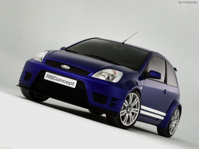 Ford Fiesta RS Concept (2004)