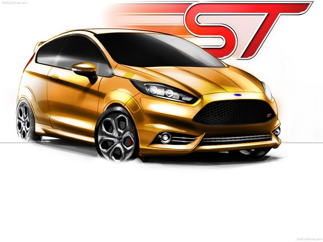 Ford Fiesta ST Concept (2011)
