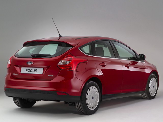 Ford Focus Econetic Prototype (2011)