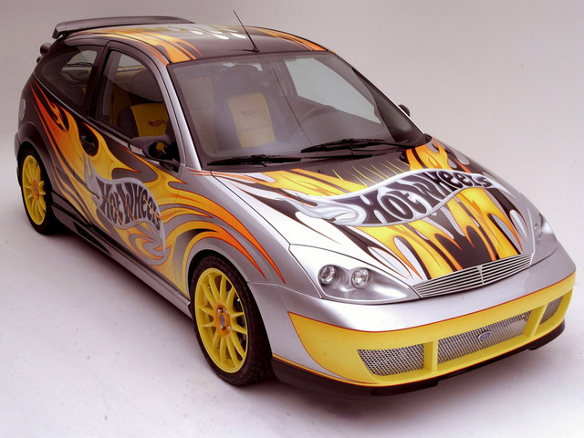 Ford Focus Hot Wheels Concept (2002)