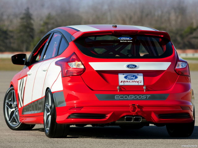 Ford Focus Racing Concept (2010)