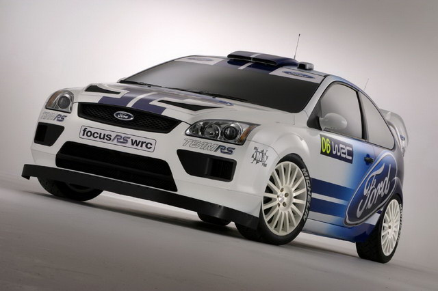 Ford Focus RS WRC Concept (2004)