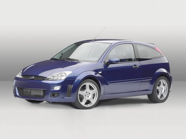 Ford Focus RS8 Concept (2003)