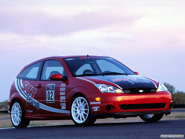 Ford Focus SVT Competition Concept (2002)