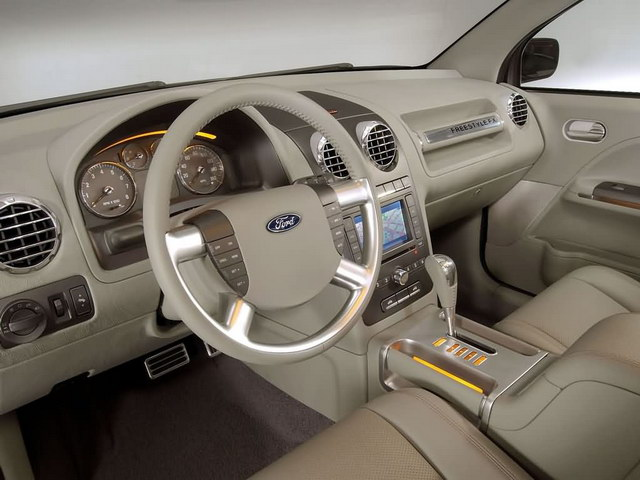 Ford Freestyle FX Concept (2003)