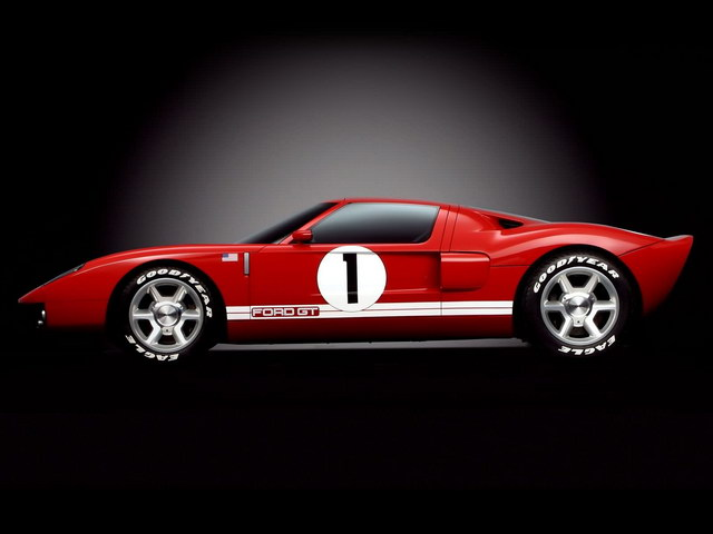 Ford GT Concept (2003)