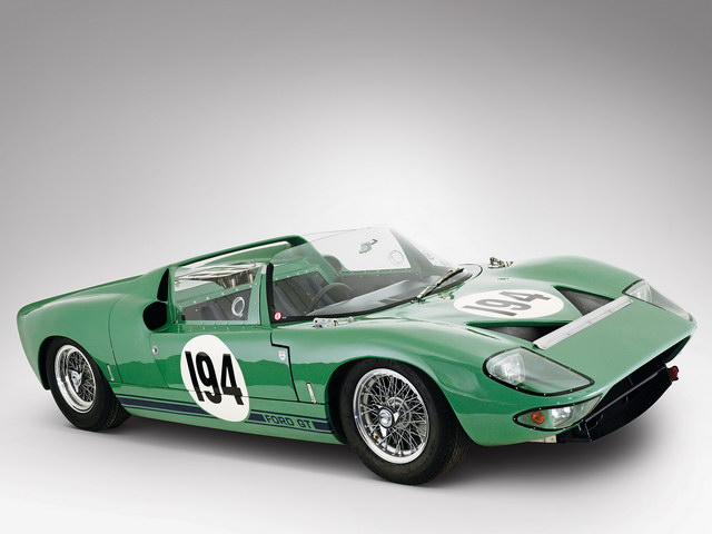 Ford GT Roadster Prototype (1965)