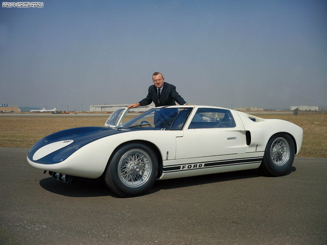 Ford GT40 Concept (1964)