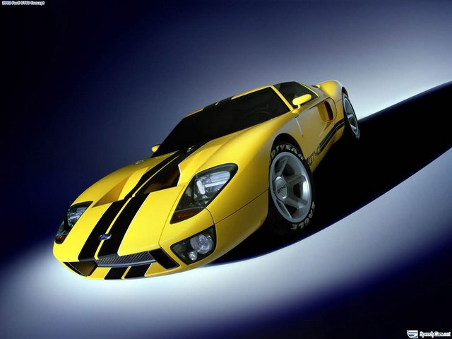 Ford GT40 Concept (2002)