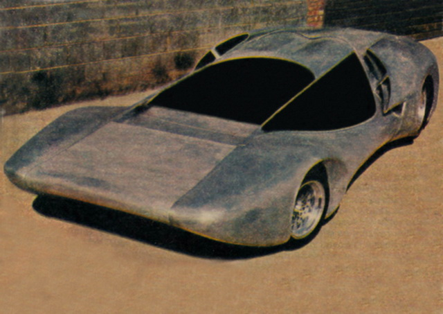 Ford GT80 Concept (Colani) (1978)
