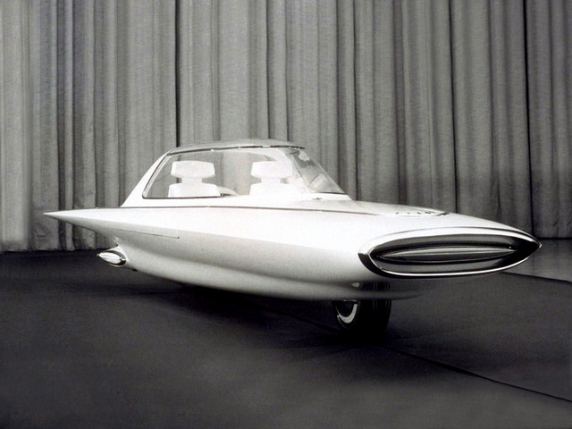 Ford Gyron Concept (1961)