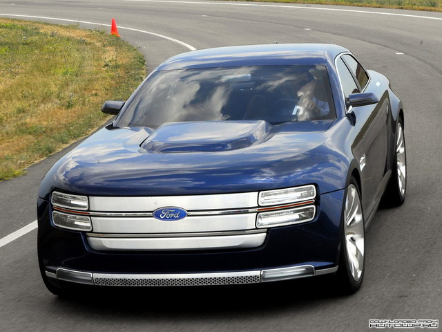 Ford Interceptor Concept (2007)