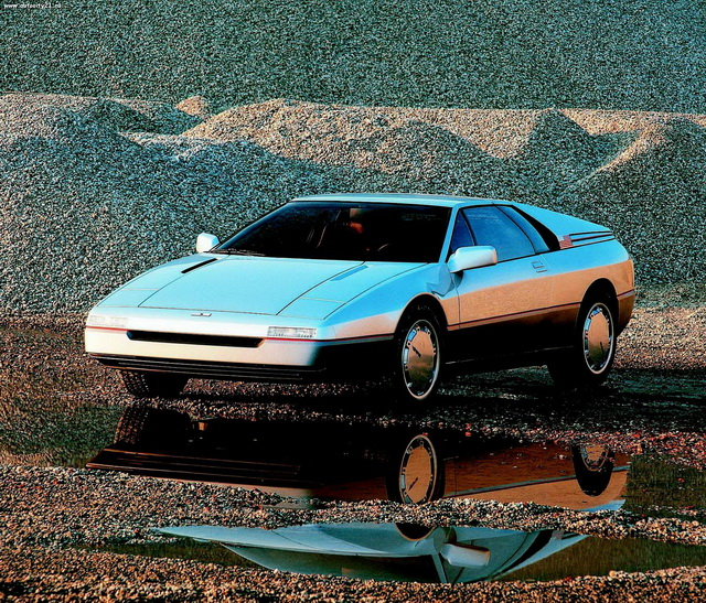 Ford Maya Concept (ItalDesign) (1984)