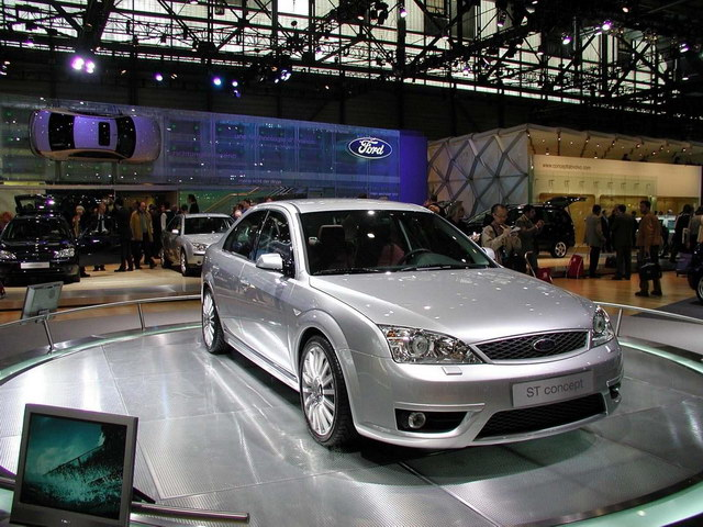 Ford Mondeo ST Concept (2001)