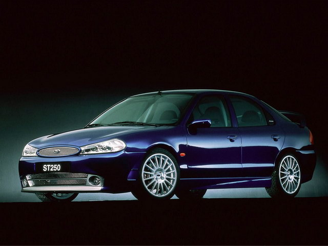 Ford Mondeo ST250 ECO Concept  (1999)