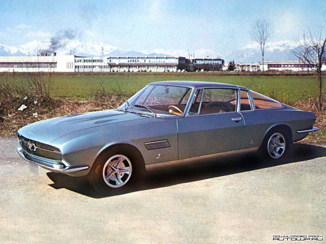 Ford Mustang Concept (Bertone) (1965)