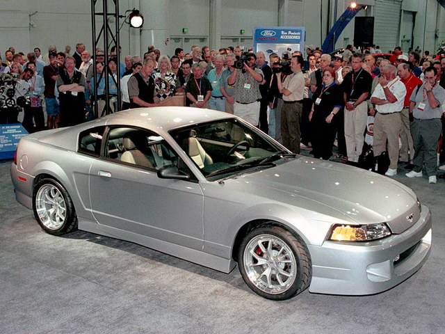 Ford Mustang FR500 Concept (1999)