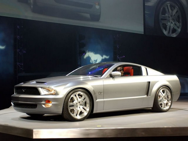 Ford Mustang GT Concept (2003)
