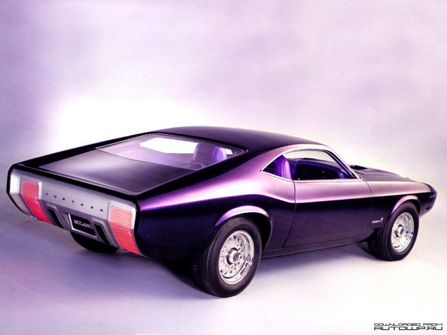 Ford Mustang Milano Concept (1971)