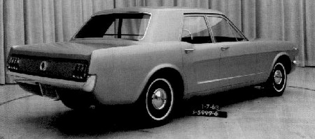 Ford Mustang Prototypes