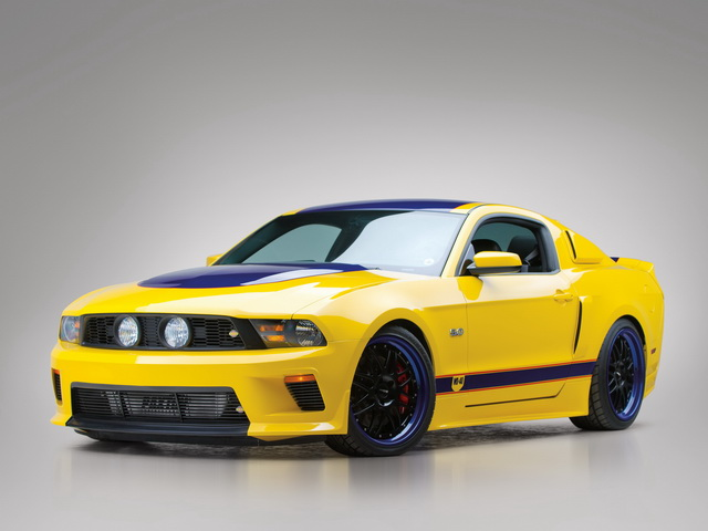 Ford Mustang WD-40 Concept (2010)