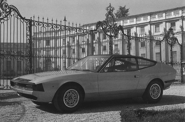 Ford Mustela II Concept (Ghia) (1973)