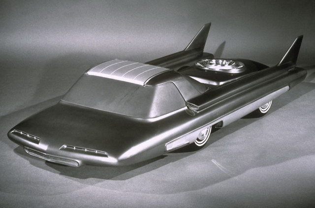 Ford Nucleon Concept (1958)