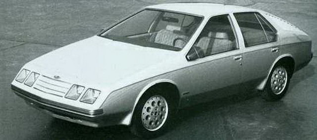 Ford Probe II Concept (1980)