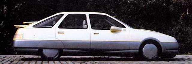 Ford Probe III Concept (1981)