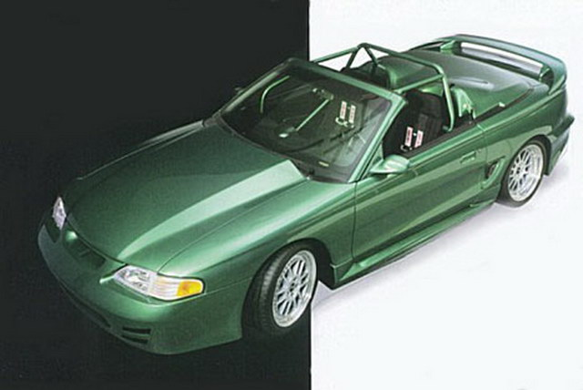 Ford Quikstang Concept (1995)