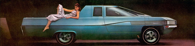 Ford Ranger II Concept (1966)