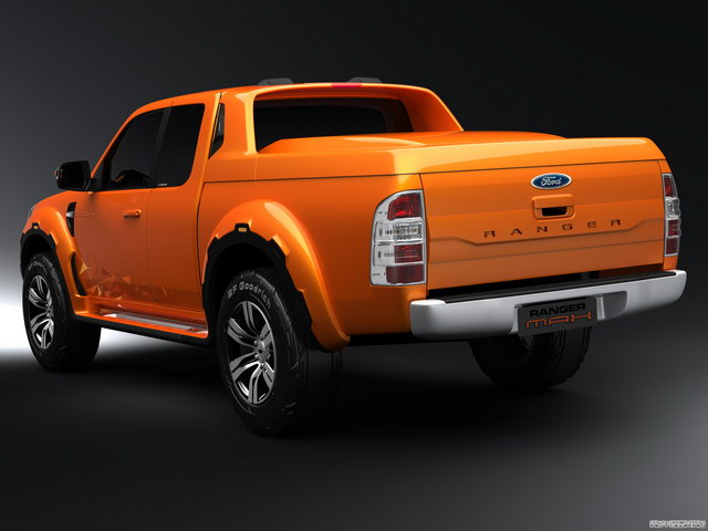 Ford Ranger Max Concept (2008)