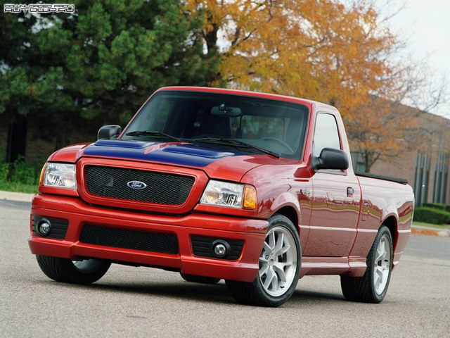 Ford Ranger Performance Concept (2003)
