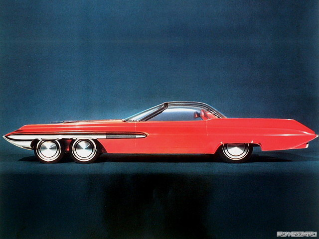 Ford Seattle-ITE XXI Concept (1962)