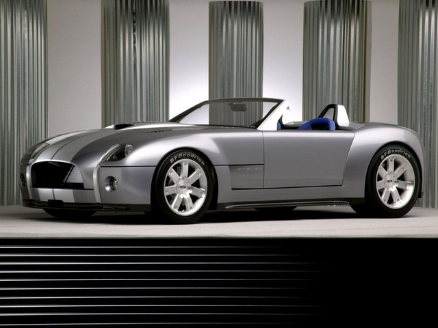 Ford Shelby Cobra Concept (2004)