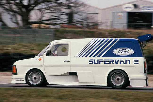 Ford Supervan 2 Concept (1984)