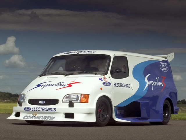 Ford Supervan 3 Concept (1996)