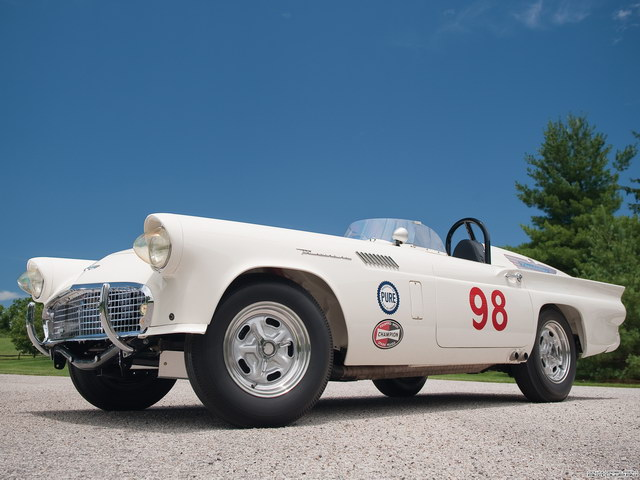 Ford Thunderbird Concept Cars