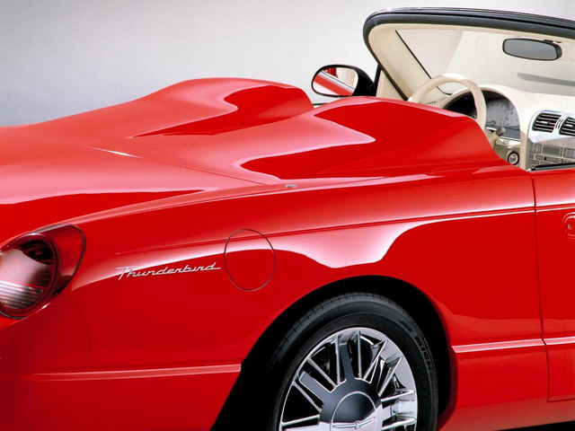Ford Thunderbird Roadster Concept (2001)