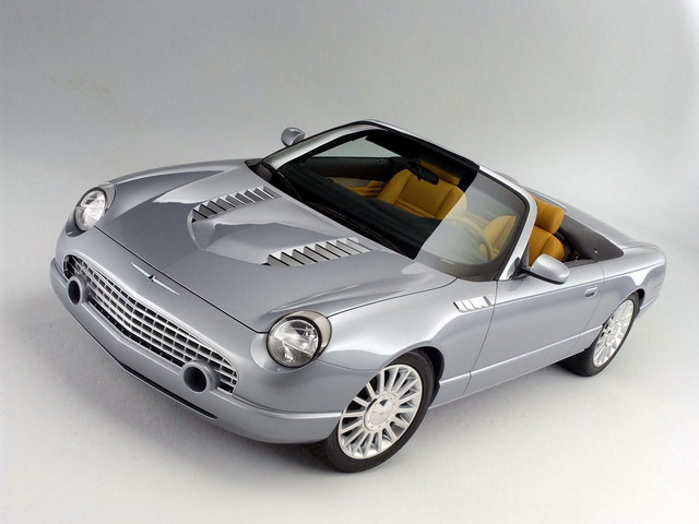 Ford Thunderbird SuperCharged Concept (2003)