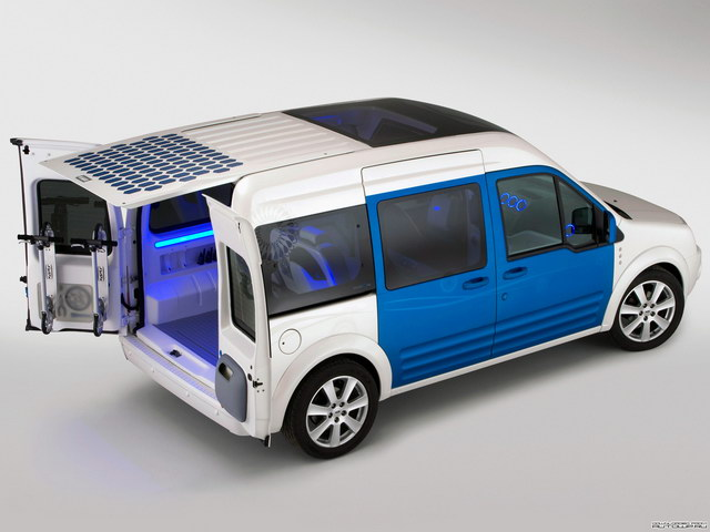 Ford Transit Connect Family One Concept (2009)