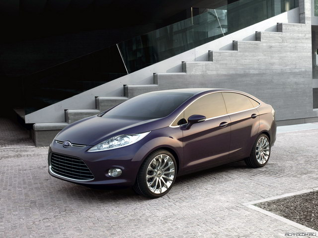 Ford Verve Guangzhou Concept (2007)
