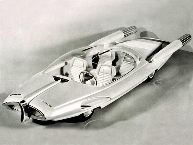 Ford X-2000 Concept (1958)