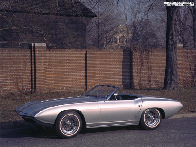 Ford XP Bordinat Cobra Concept (1965)