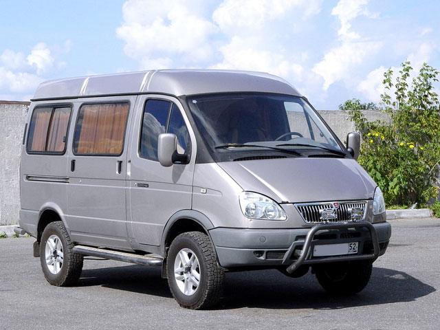 GAZ 27527