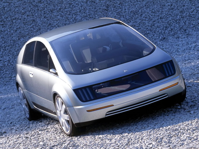 General Motors Hy-Wire Concept (2002)