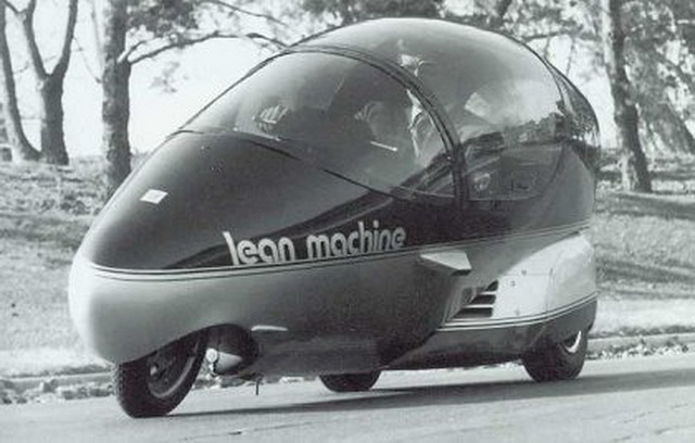 General Motors Lean Machine Concept (1982)