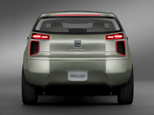 General Motors Sequel Concept (2005)