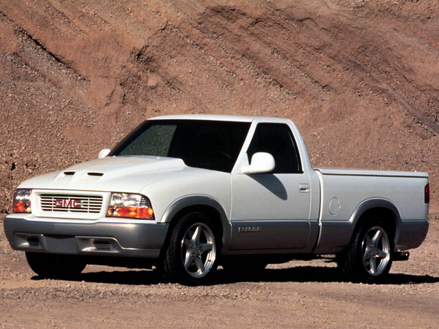 GMC Sonoma Powertrain & Chassis Performance Concept (1999)