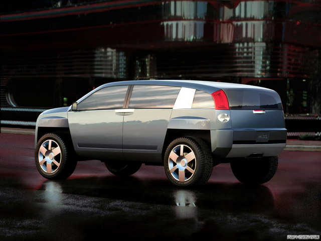 GMC Terracross Concept (2001)